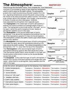 earth science worksheet greenhouse effect answer key 13283 atmosphere and greenhouse effect introduction and investigation worksheets