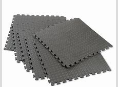 NORSK 2 ft. x 2 ft. 6 Pack Foam Flooring with borders