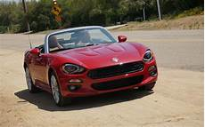 2020 fiat spider 2020 fiat 124 spider reviews news pictures and