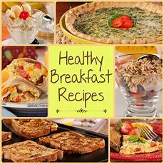 12 healthy breakfast recipes everydaydiabeticrecipes com