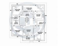 free house plans kerala style most searched budget 3 bedroom kerala home plan in 1187 sq