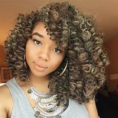 Braided Extensions Hairstyles