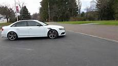 2012 audi s4 with modified armytrix exhaust youtube