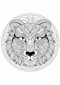 Malvorlagen Tiere Mandala 1001 Coole Mandalas Zum Ausdrucken Und Ausmalen