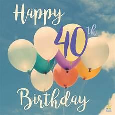 happy 40th birthday crisis what crisis