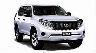 2018 Toyota Prado New Model Redesign & Spy Shots
