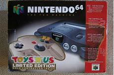 new n64 console brand new never played nintendo 64 toys r us