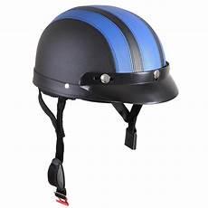 retro motorcycle scooter harley half helmet open