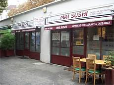 mai sushi restaurant cross camden