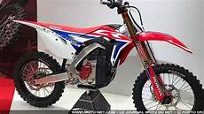 moto cross electrique adulte r d honda pr 233 sente un prototype de motocross cr 233 lectrique