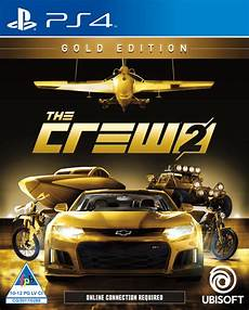 the crew 2 gold edition ps4 raru