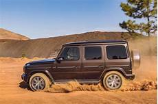 2019 mercedes g class an icon gets a rev the