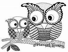 Ausmalbilder Eulen Muster Owl Drucken 7013 32 32 Ausmalbilder Kostenlos