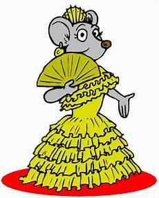 spanische mauskoenigin ausmalbild malvorlage l 228 nder