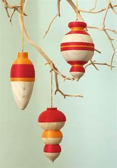 diy thread wood ornaments comfort