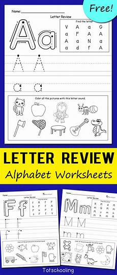 letter worksheets preschool free 23262 letter review alphabet worksheets totschooling toddler preschool kindergarten educational