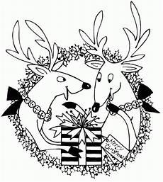 Weihnachten Malvorlagen Rentier Weihnachten Rentier Malvorlagen Malvorlagen1001 De