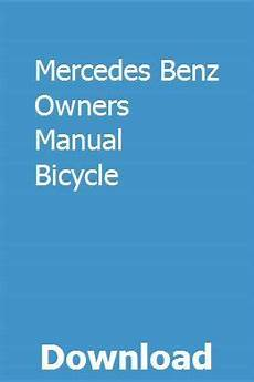 service repair manual free download 2002 mercedes benz cl class electronic valve timing mercedes benz owners manual bicycle mercedes benz benz mercedes models