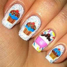 21 cupcake nail designs cherrycherrybeauty