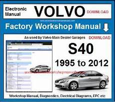 car repair manuals online free 2002 volvo c70 navigation system volvo s40 workshop service repair manual download