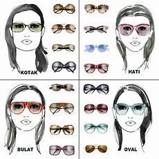 cermat memilih kacamata sesuai bentuk wajah anda media publica media publica