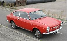 1966 71 Fiat 850 Sport Coupe Italian Mouse Bred For