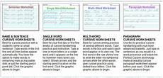 storytime and more free cursive handwriting worksheet maker