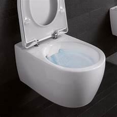 keramag icon wc spülrandlos mit keratect keramag icon wall mounted washdown rimless toilet white