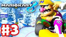 Mario Kart 8 Gameplay Part 3 50cc Cup Nintendo