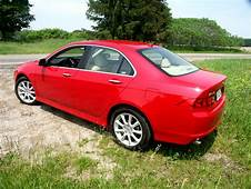 2006 Acura TSX W/Navigation Review