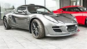 2012 Lotus Exige S Makes Non Auto Show Debut Romania