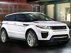 2019 Land Rover Range Rover Evoque Pricing Ratings