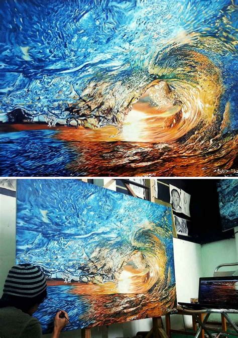 Realism Art Examples