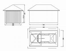 hauteur porte de garage standard porte de garage 1 voiture