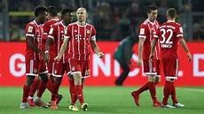 Bayern Munich Dominate Borussia Dortmund To Ease To