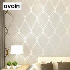 tapete wohnzimmer beige beige white grey luxury modern wallpaper for bedroom walls