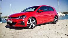 2017 Volkswagen Golf Gti 7 Facelift 230ps Test Drive