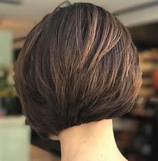 23 short layered bob hairstyles for thick hair bob