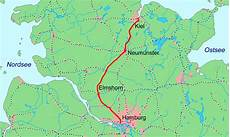 Hamburg Altona Kiel Railway