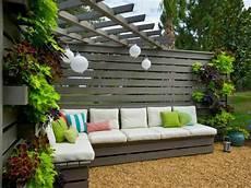 28 Interessante Sichtschutz Ideen F 252 R Garten Gartenidee