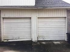 2 garage doors vs 2 garage doors to 1 conversion houston gds repair