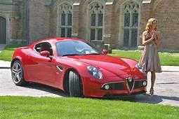 Image 2008 Alfa Romeo 8C Competizione Size 1024 X 683