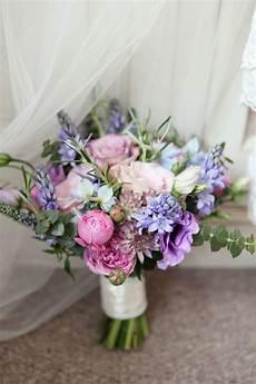 an elegant village fete themed wedding flower bouquet