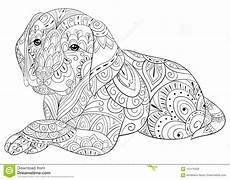 coloring page a for relaxing zen style