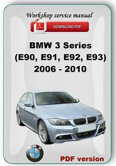 car repair manuals online pdf 2012 bmw 1 series security system bmw 3 series e90 e91 e92 e93 2006 2010 workshop service repair manual ebay