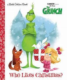 Grinch Malvorlagen Novel Get Grinchy With Random House Quot The Grinch Tie In Books