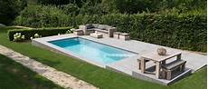 swimmingpool luxus im eigenen luxus vinylester gartenpool lp c735 optirelax 174