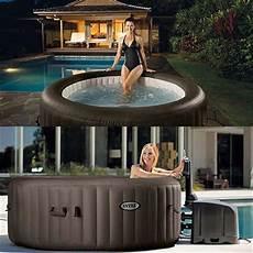 Spa Intex - intex purespa portable jet spa set tub