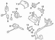 electric power steering 2004 pontiac aztek free book repair manuals ignition switch genuine gm 15242754 quirk auto parts oem aftermarket car truck suv