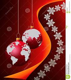 weihnachten weltweit stock abbildung illustration